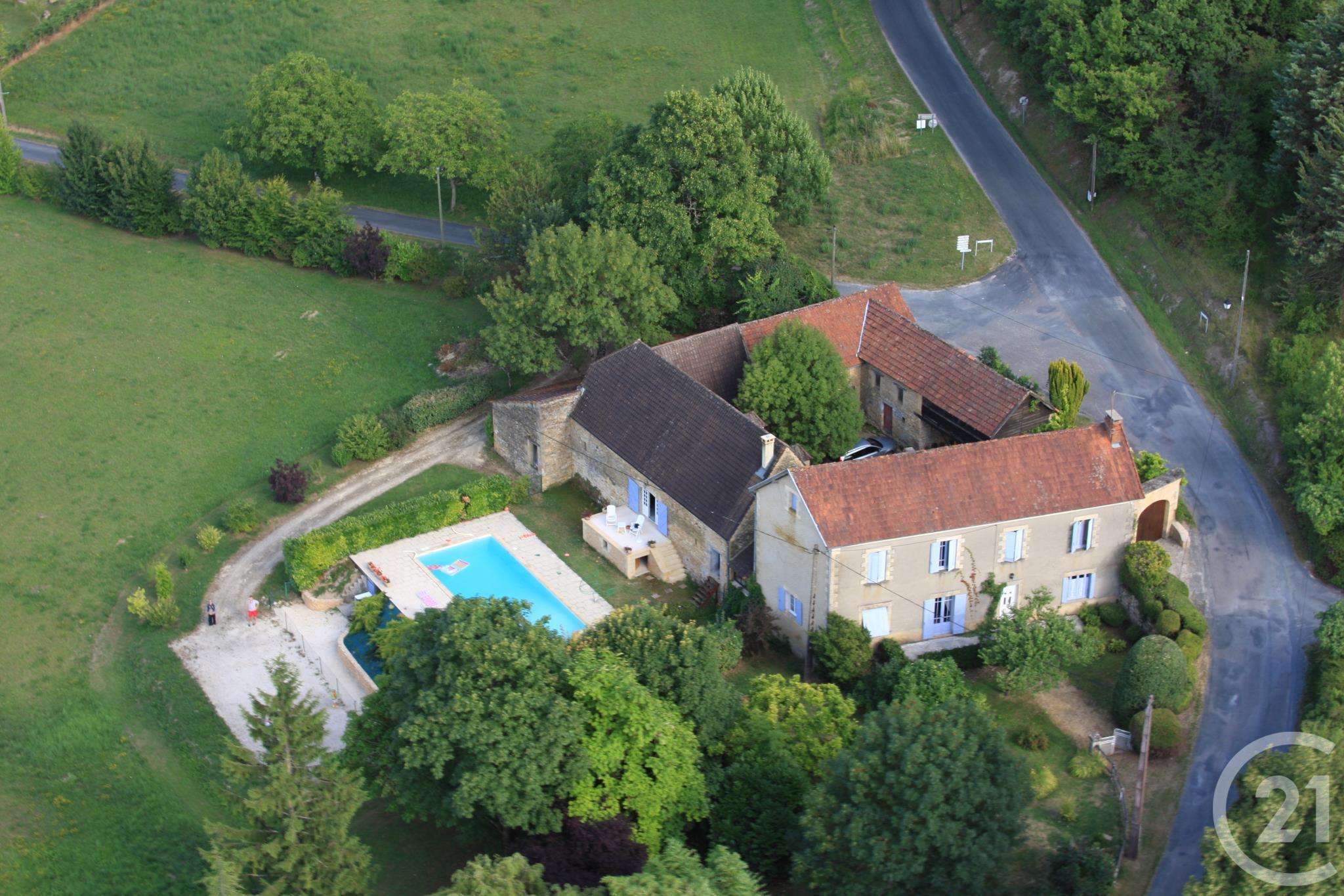 Maison A Vendre 7 Pieces 170 M2 Marcillac St Quentin 24